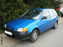 Suzuki Swift 1.0 GLX
