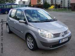 Renault Scenic   II 1.9 dCi Dynamique