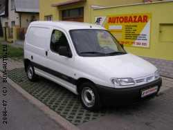 Citroen Berlingo 1.9 D SX